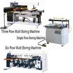Multiple Boring Machine