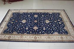 Wool And Silk Carpets