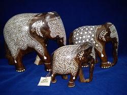 Inlay Elephant