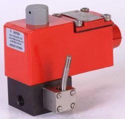 3 port high pressure solenoid valve