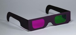 3D Glass (Green Magenta)