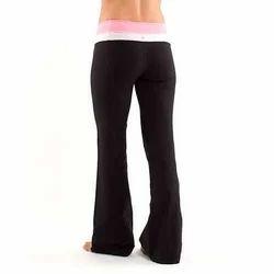 Pink Band Yoga Pant
