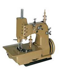 ...for hemming openings of medium to heavy weight Jute or PP/PE woven.