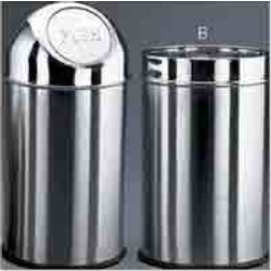 Stainless Steel Tanks Dustbins