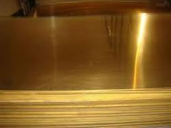 Hot Rolled Brass Sheet