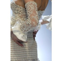 Fancy Wedding Gown