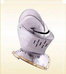 Comb Morion Armor Helmet