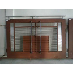 Our range of swing gates are compact in design and extremely easy to ...