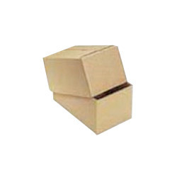 Half Slotted Container