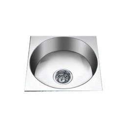 Round Single Bowl Sink