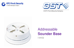 Addressable Sounder Base