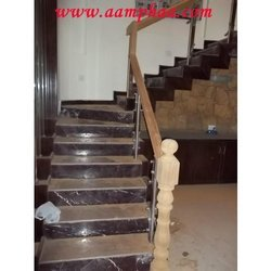 Wood Design Handrail