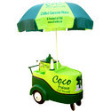 Coconut Water Pushcart