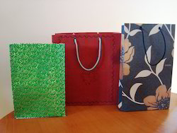 Eco Friendly Handmade Paper Bags
