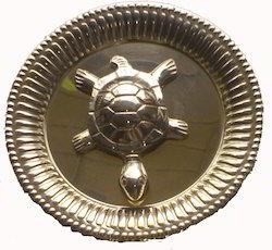 Brass Made Kachua Thali