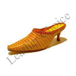 ladies woven shoes