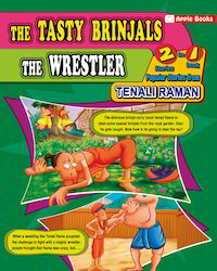 The Tasty Brinjals & The Wrestler