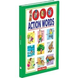 Action Words Books