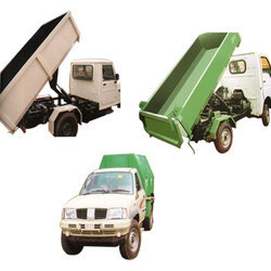 Tipper Body with Power Pack System