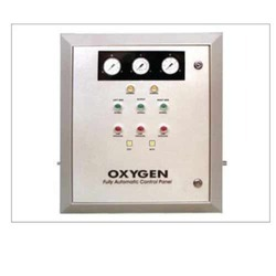 Fully Automatic Oxygen Control Panel