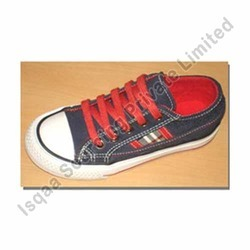 Red And Blue Kids Footwear
