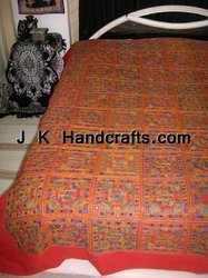 Bed Spreads - Designer Bed Sheet, Adjustable Bed Sheets