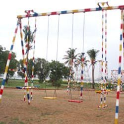 Multiple Playground Swings (Medium)