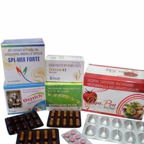 Anti-Oxidants Tablet