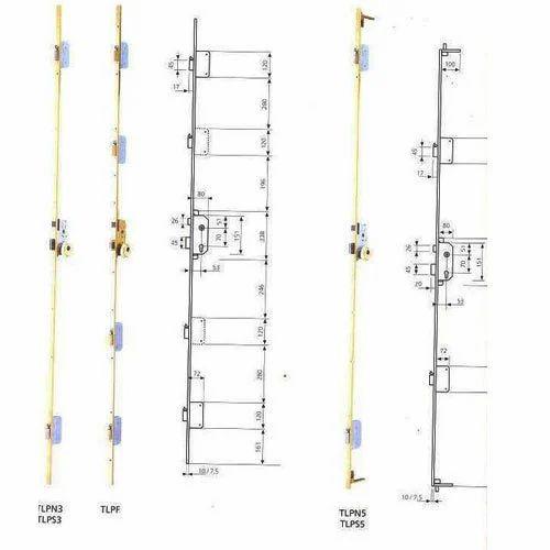 Door Locks Manufacturer Coimbatore 3 Way Multi Point
