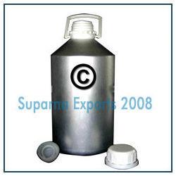Plastic Cap Aluminum Bottles