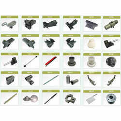 Replacement Spares For Lakshmi Comber LR-7/4,  LK-250