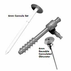 Disposable Cannula Set