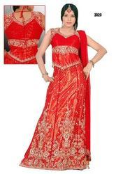 Red Cute Lehenga Choli