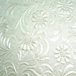 Two Tone Embossed Handmade Paper for Scrapbookers