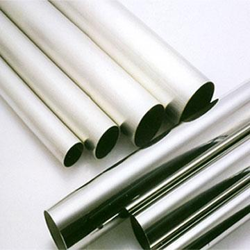 Stainless Steel Matte Finish Pipe