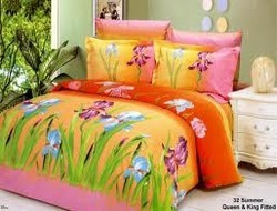 Bombay Dyeing Flora-Bed Sheets