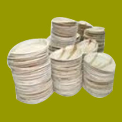 Oval Shaped Areca Leaf Plates