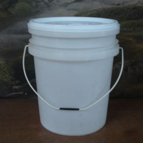 Plastic Bucket For Lubricant Oil