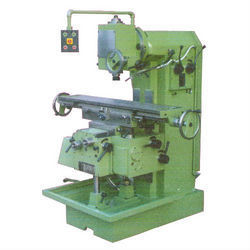 Three Axis Milling Machine