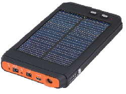 SET Solar Laptop Charger