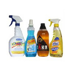 Pet Bottles For Household Cleaners