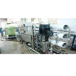 Water Treatment Reverse Osmosis RO Plant