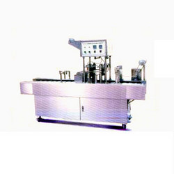 Automatic Milk Bottle Filling Machine