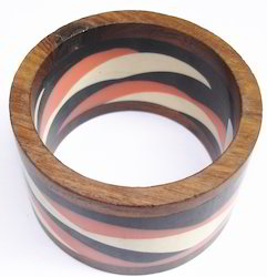 Wooden Bangle BG1039