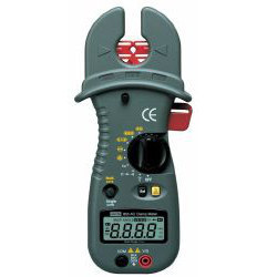 Open Jaw Single Multi Core Clamp Meter Finest 850