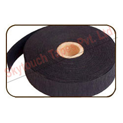Semi-Conducting Black Crepe Paper