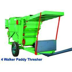 Four Walker Paddy Thresher
