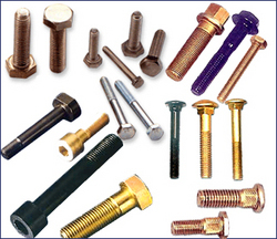Hex Head Bolts & Screws