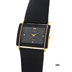 Rectangular Men's Watch