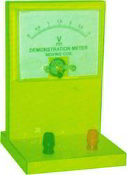 Demonstration Vertical Meter